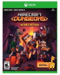 Gra Minecraft Dungeons Hero Pl (Xone)