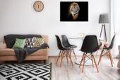 Obraz Na Ścianę 70X50 Tygrys Tygrys Zwierzę zdjęcie 3