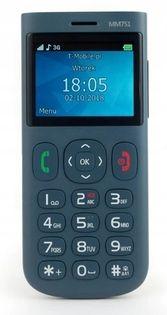 Telefon Komórkowy MAXCOM MM751 3G Comfort