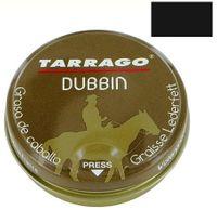 TARRAGO DUBBIN Odżywczy tłuszcz skóra buty CZARNY