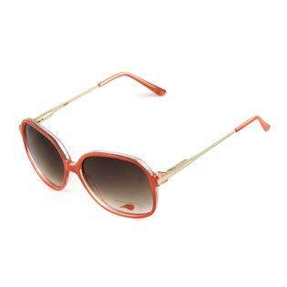 Okulary przeciwsłoneczne damskie OMBRE muchy PEACH