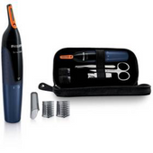 Trymer Philips Nosetrimmer series 5000 NT5180/15 Czarny