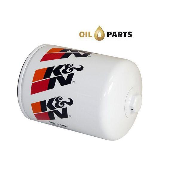 Filtr oleju K&N HP-5001 zdjęcie 1