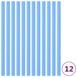 Piankowe rękawy na trampolinę, 12 szt., 92,5 cm, niebieskie