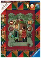 Ravensburger Puzzle Harry Potter z rodziną Weasleyów 1000 el.