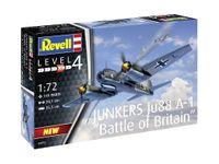 "Model plastikowy Junkers Ju88 A-1 ""Bitwa o Anglię"""