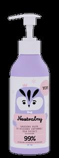 YOPE naturalny żel do higieny intymnej dla dzieci pow. 3 roku życia 300ml