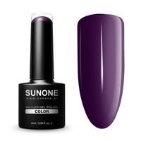 Sunone Uv/led Gel Polish Color Lakier Hybrydowy F11 Fia 5Ml