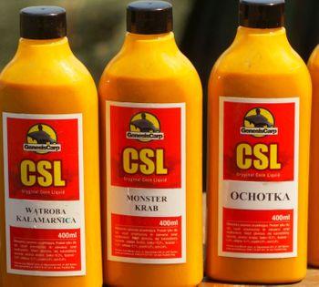 GENESIS CARP CSL LIQUID Squid/Liver 400ml