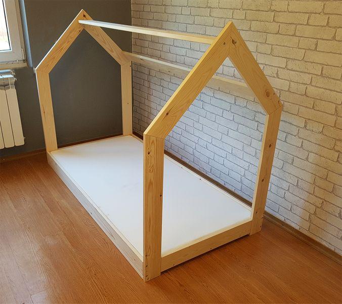 łóżko Dzieciece 160x80 Domek Arenapl