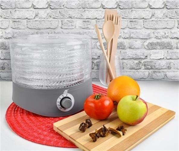 Suszarka do grzybów, owoców i warzyw z akcesoriami zdjęcie 48