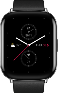 Smartwatch ZEPP E Square Polar Night Black (Czarny)