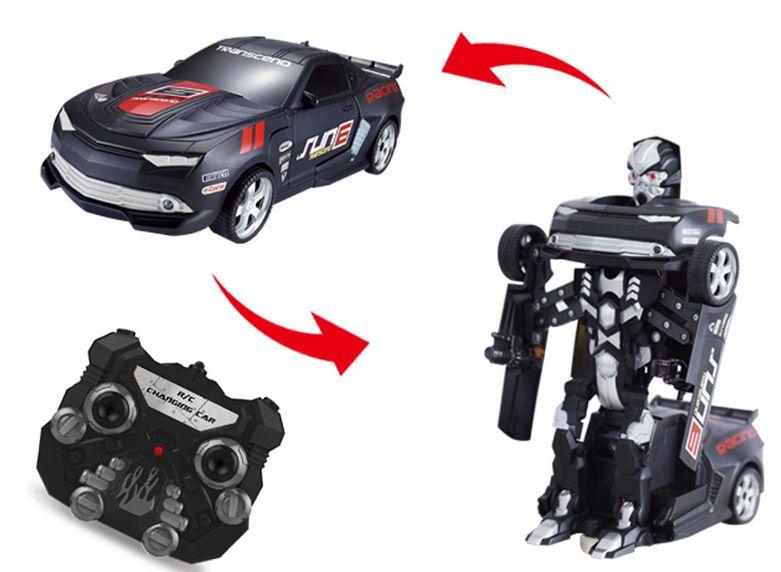 Auto-Robot Zdalnie sterowany Transformers Bumblebee RC Z661 na Arena.pl