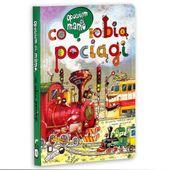 Książka dla dzieci Opowiem Ci mamo co robią pociągi