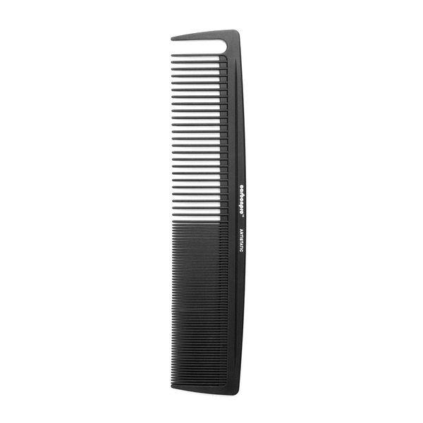 Carbon 8 Grzebień węglowy karbonowy fryzjerski mocny 210mm zdjęcie 2