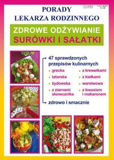 Zdrowe odżywianie Surówki i sałatki Smaza Anna