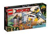 LEGO Ninjago: Bombowiec Manta Ray