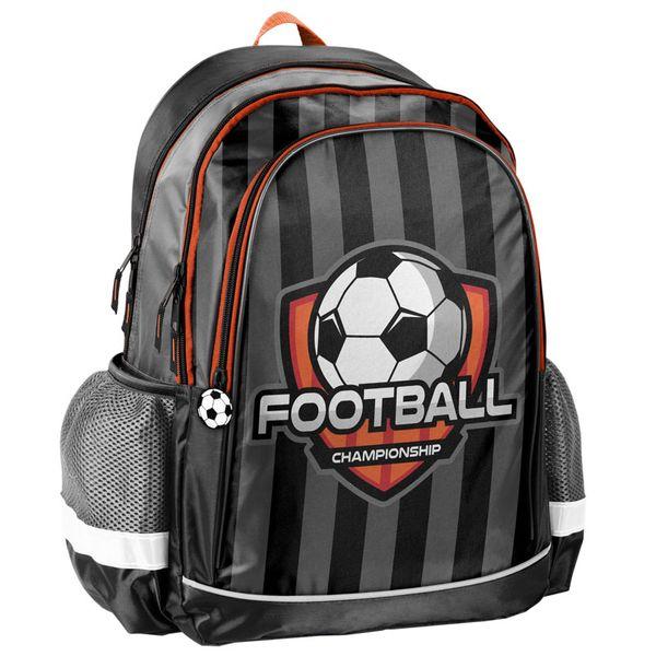 Lekki plecak szkolny piłka nożna, Paso Football zdjęcie 1