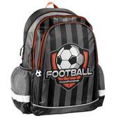 Lekki plecak szkolny piłka nożna, Paso Football