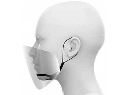 Półprzyłbica. Dwie maski na nos i usta MyScreen