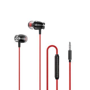 Dudao słuchawki dokanałowe mini jack X4Pro Czarne