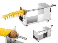 Maszynka do zakręconych ziemniaków - ręczna Royal Catering RCKS-2