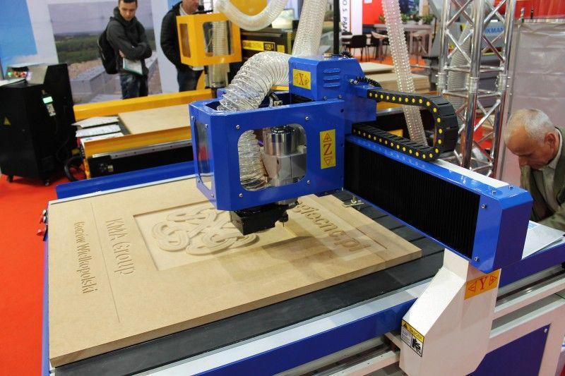 FREZARKA CNC GRAWERKA 1212 z160mm 3Kw PLOTER zdjęcie 7