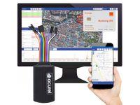 Lokalizator GPS Tracker samochodowy + karta Orange + serwis GPS Acurel