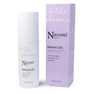 Nacomi Next Level Serum do twarzy Retinol 0,5%