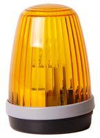 Lampa ostrzegawcza HBF 120450 24V kogut ostrzegawczy odporny na działanie czynników zewnętrznych jak deszcz piach i śnieg
