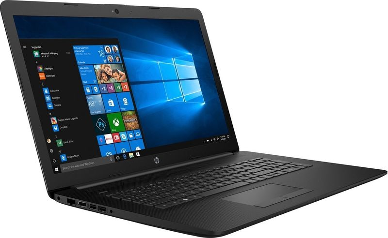 HP 17 Intel Celeron N4000 Dual-core 4GB DDR4 500GB HDD Windows 10 zdjęcie 3