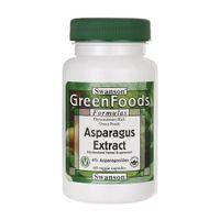 Swanson Asparagus Extract 60 vege kaps.