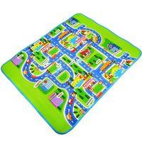 Mata Edukacyjna dywan dla dzieci miasto 1,6mx1,3m