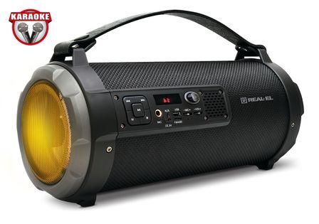 Głośnik przenośny REAL-EL X-730 Bluetooth