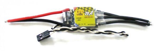 Esc Gpx Extreme 20A 2-4S Lipo 21G Multirotor