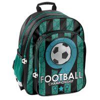 Lekki plecak szkolny z piłką, Paso Football Championship