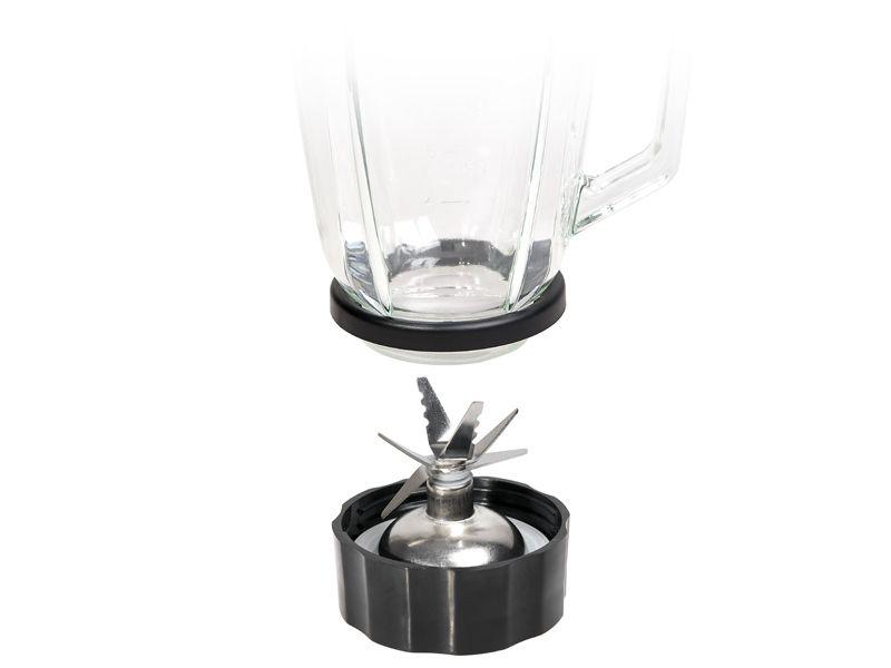 Blender stojący, kielichowy, szklany dzbanek moc 400W LAFE BKP001 zdjęcie 7
