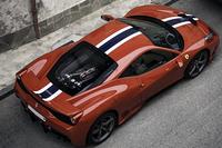 Czerwone Ferrari Rozmiar - 40x26, Rodzaj płótna - Ekonomiczny