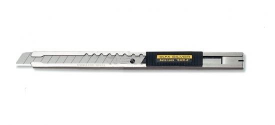 Nóż segmentowy ze stali nierdzewnej SVR-2 zdjęcie 1