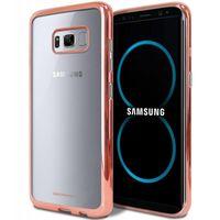 Mercury RING2 - Etui Samsung Galaxy S8+ (różowe złoto)