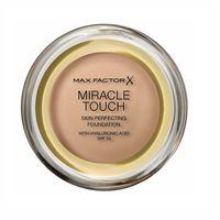 Max Factor Miracle Touch Skin Perfecting Foundation Kremowy Podkład Do Twarzy 048 Golden Beige 11.5G