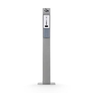 Stacja do dezynfekcji CONTROL z pomiarem temperatury