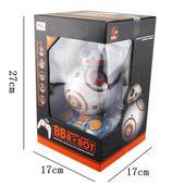 BB-8 ZDALNIE STEROWANY DROID STAR WARS ROBOT BB8 RC Z190 zdjęcie 11
