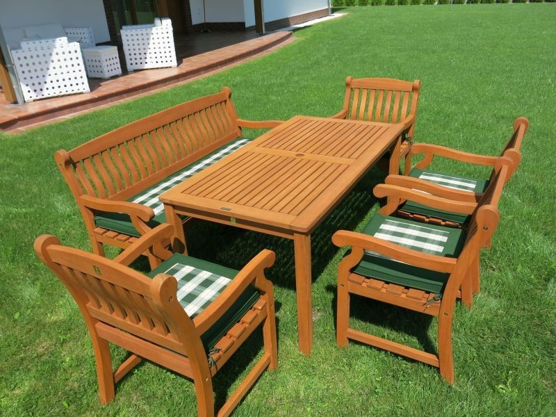 Stoły Drewniane Meble Ogrodowe Tarasowe Stół Dover 150x80x78h