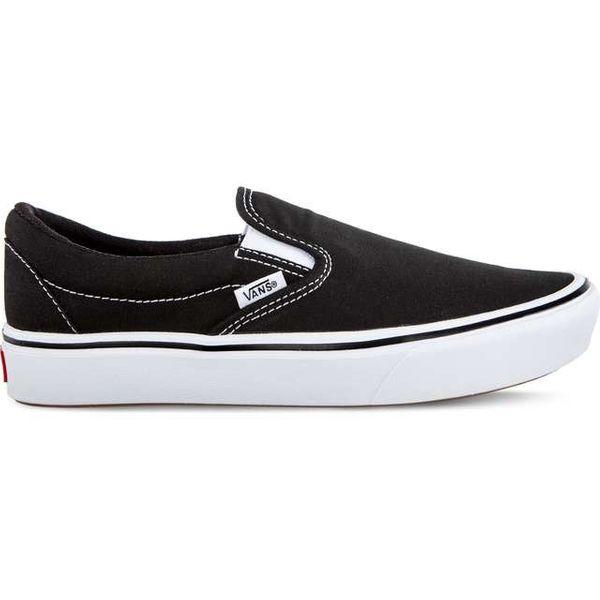 Vans COMFYCUSH SLIP ON VNE BLACK TRUE WHITE Rozmiar 45