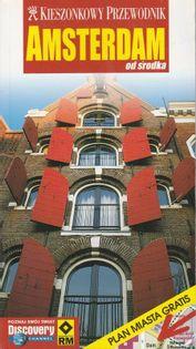 Amsterdam od środka Kieszonkowy przewodnik George McDonald