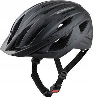 Kask rowerowy Alpina Parana Black Matt 58-63 2021