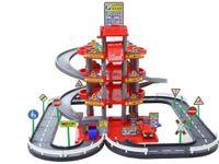 Wader 44723 garaż 4 poziomy + 3 auta tor winda parking