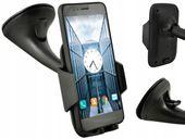 Uniwersalny Uchwyt Samochodowy na Telefon do Szyby zdjęcie 1