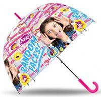 Parasol manualny Soy Luna Licencja Disney Channel (WD18203)